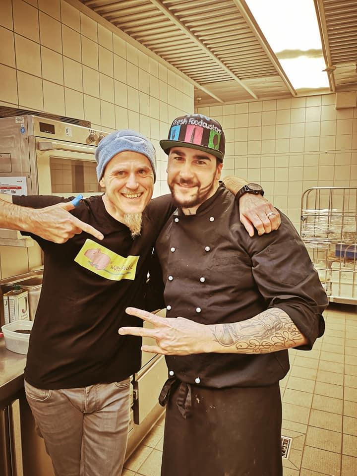 Cook meets Rock mit TV Profi-Koch Ralf Zacherl