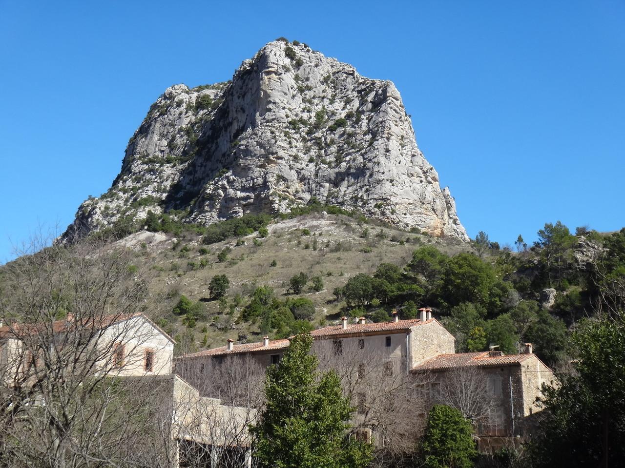 Le Tras Castel, Saint Jean de Buèges
