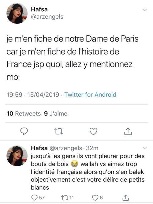 b59336f5443 Notre Dame de Paris en feu. - Site de ré-information