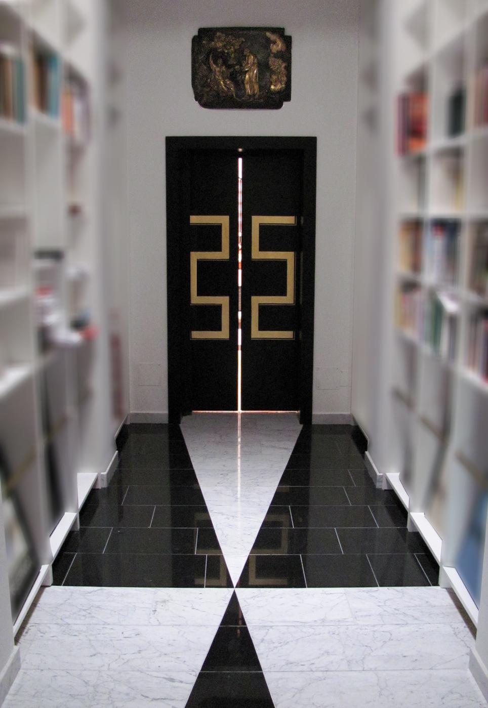 … Octagon Bibliothek …