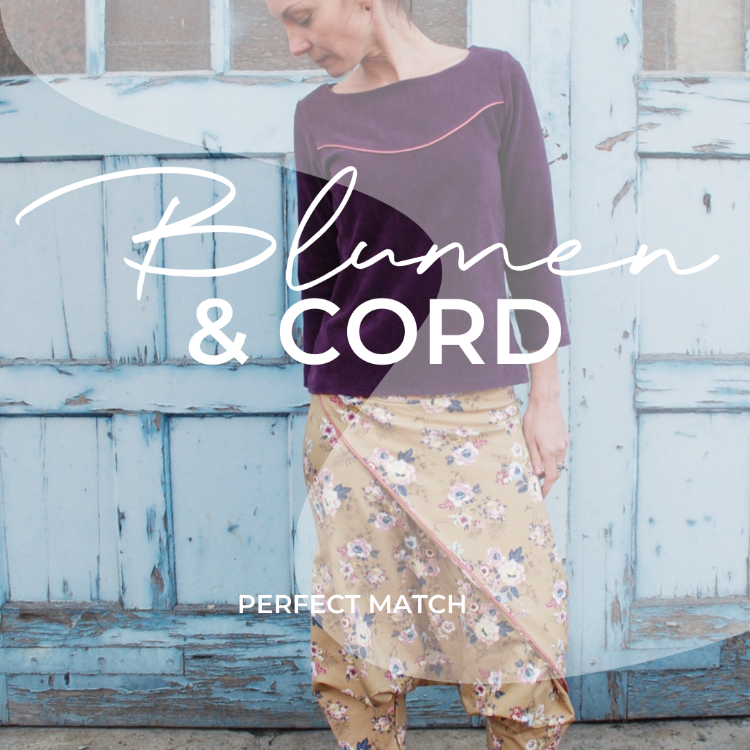 Blumen & Cord - perfekt match
