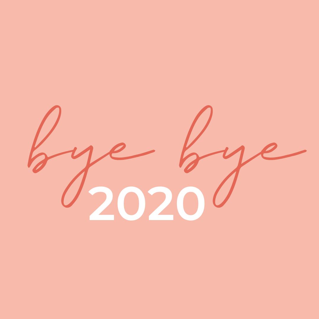 byebye 2020 - hello 2021