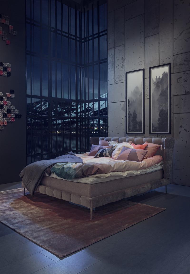 Neo Bett von Furninova, direkt vom Hersteller