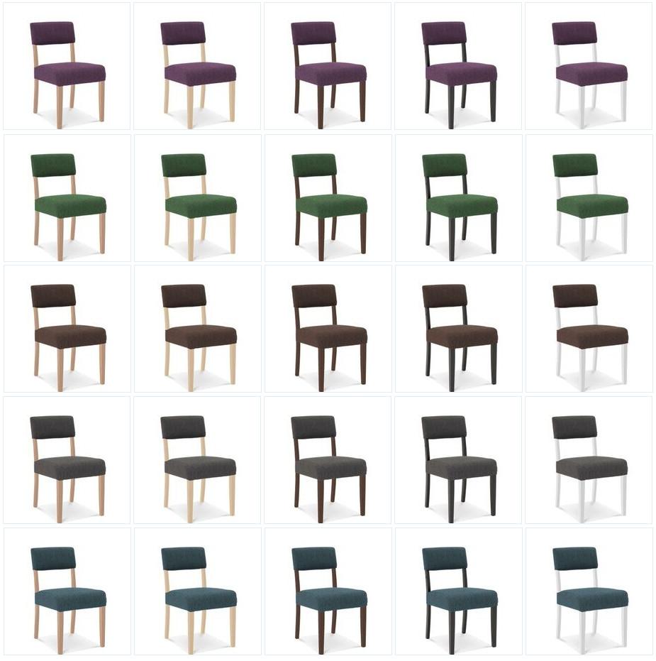 Esszimmerstuhl, individueller Esszimmerstuhl, verwandelbarer Esszimmerstuhl, Lederstuhl