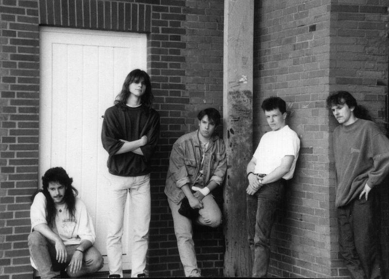 Einziges offizielles Bandfoto, 1993
