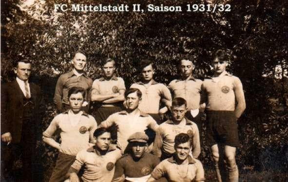 2. Mannschaft 1931/1932