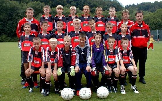 D-Jugend 2001/2002