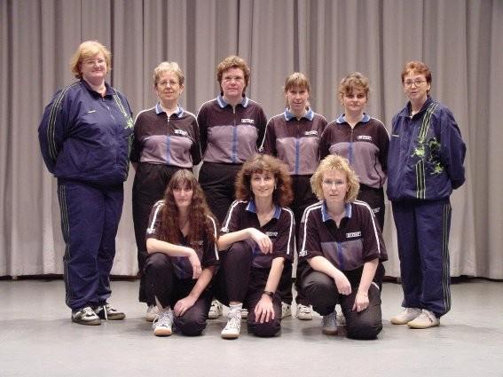 TT-Damen 2001
