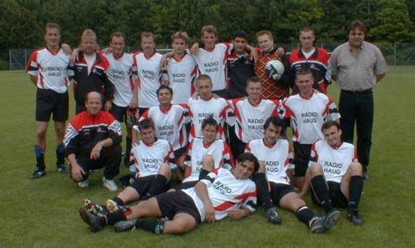 2. Mannschaft 2001/2002