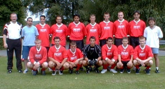 A-Jugend 2001/2002