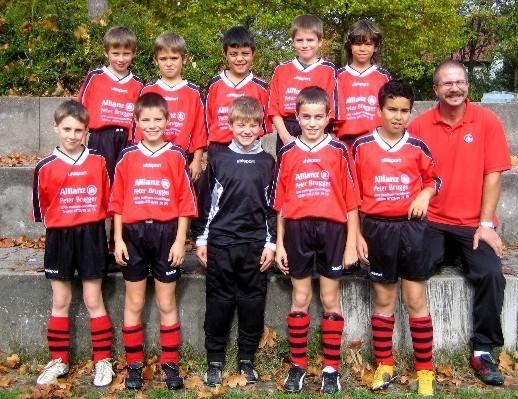 D2-Jugend 2006/2007