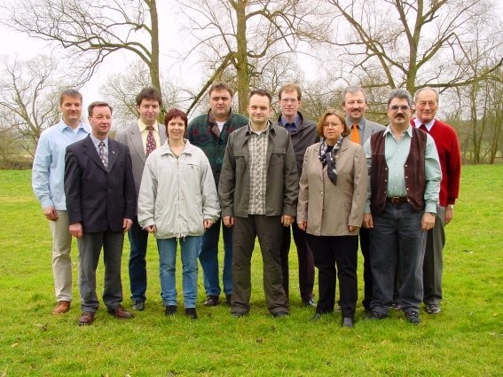 Hauptausschuss 2001