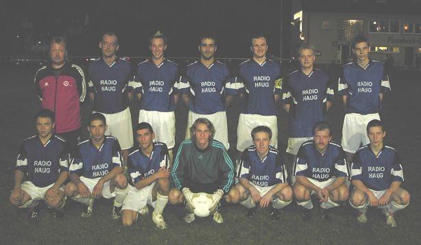 2. Mannschaft 2005/2006
