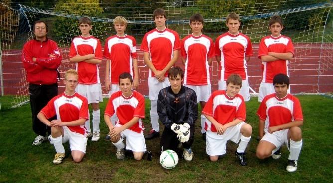 B-Jugend 2007/2008