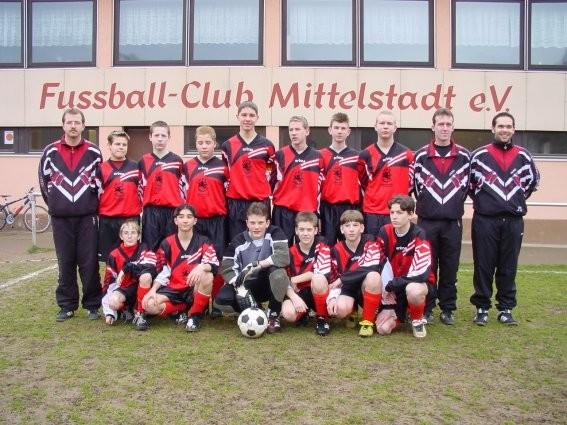 C-Jugend 2001