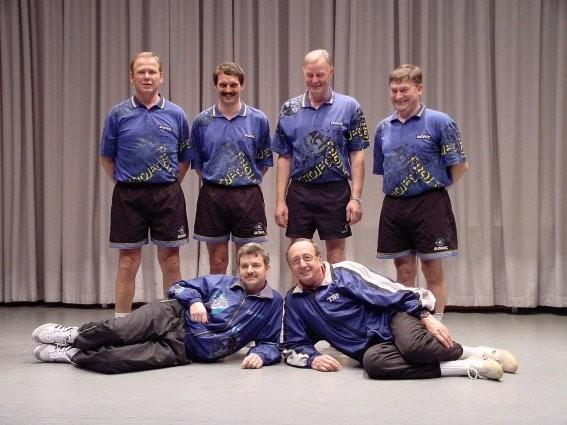 TT-Senioren 2001