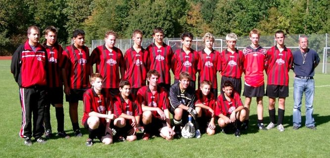 B-Jugend 2004/2005