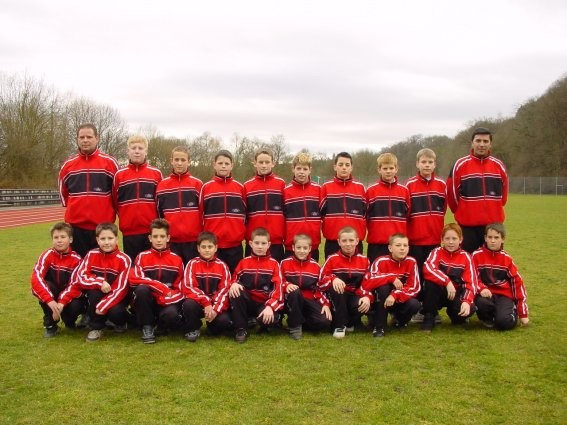D-Jugend 2001