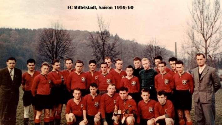 1. Mannschaft 1959/1960