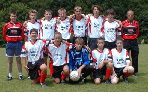 B-Jugend 2001/2002