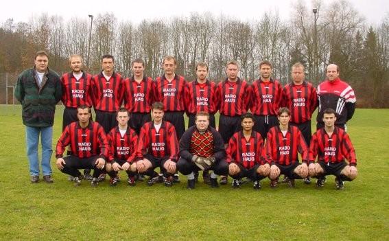 2. Mannschaft 2000/2001