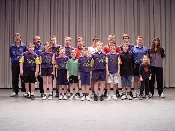 TT-Jugend 2001