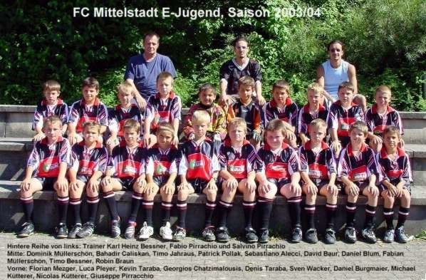 E-Jugend 2003/2004