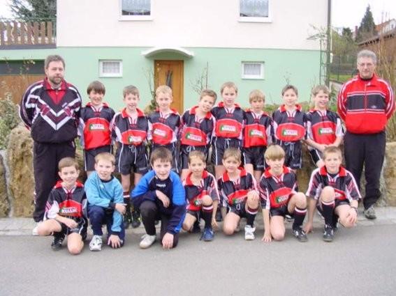 E2-Jugend 2001