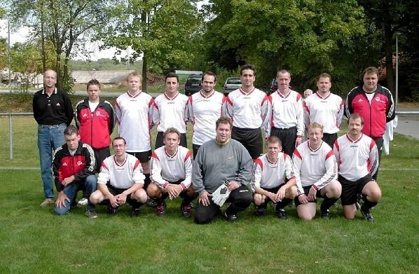 2. Mannschaft 2003/2004