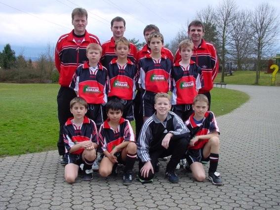 E1-Jugend 2001
