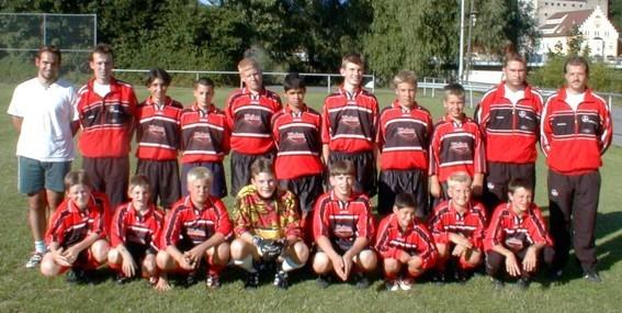 C-Jugend 2001/2002