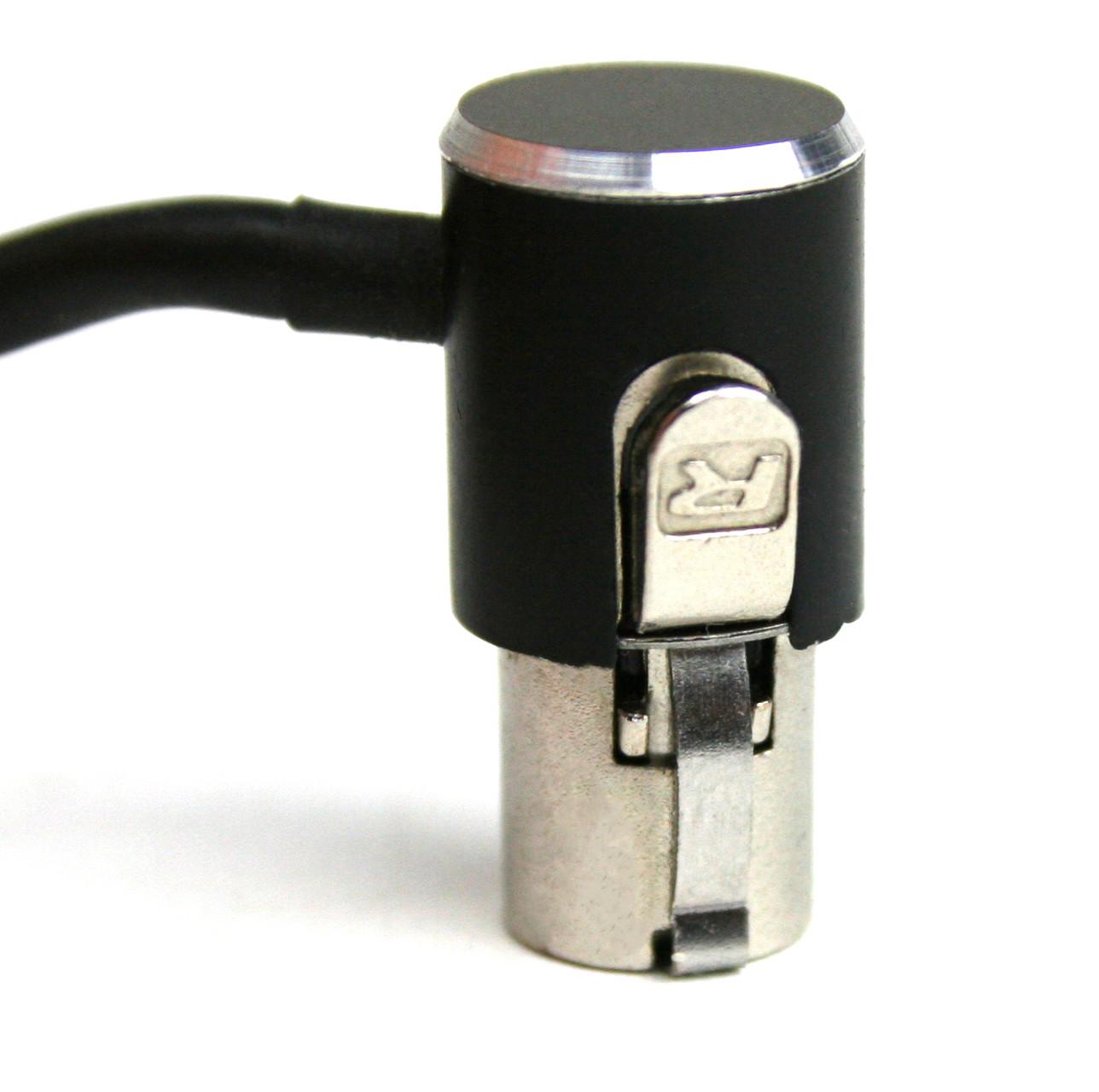 OPS-spezial  Mini XLR (TA3) right angle
