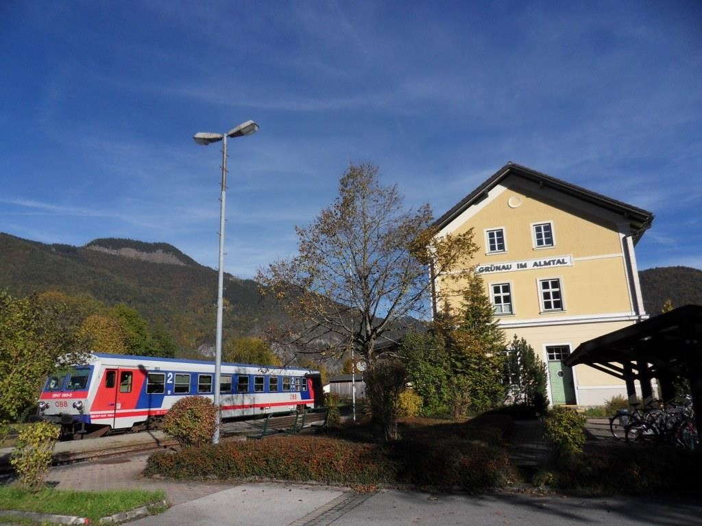 Bahnhof Grünau