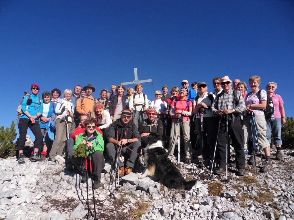 Brandleck-Gipfel