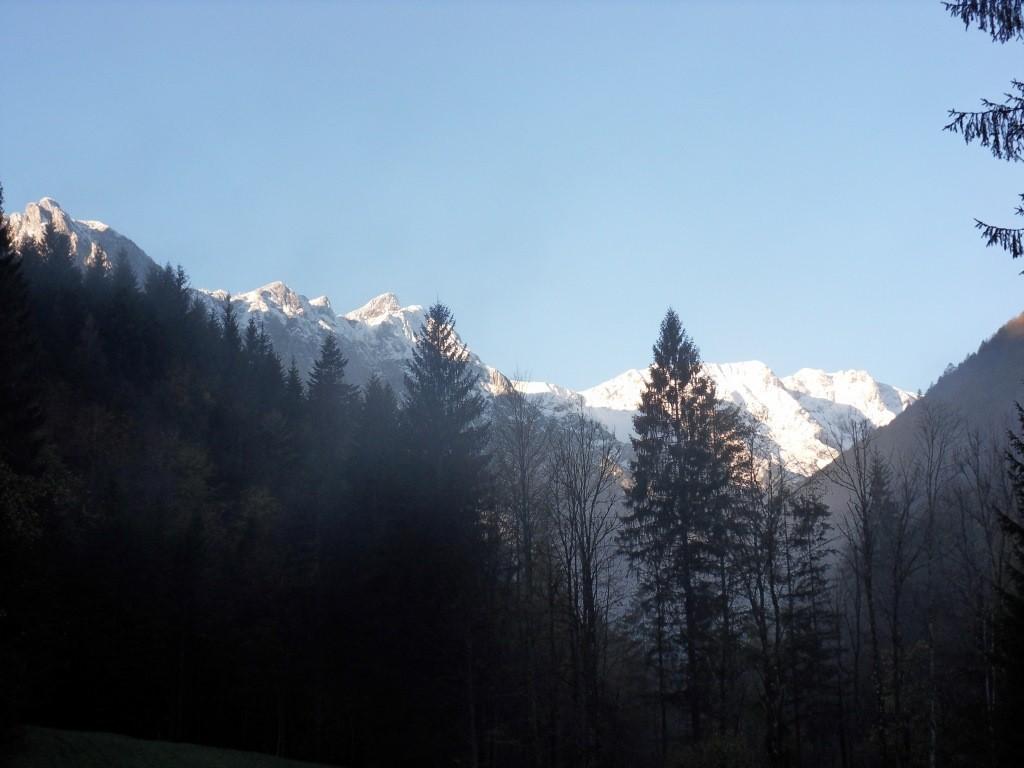 Blick ins Sengsengebirge