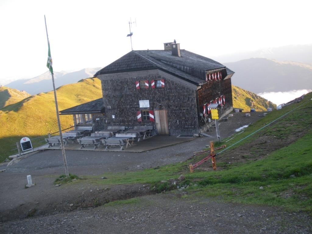 Sillianer Hütte 2.447 m