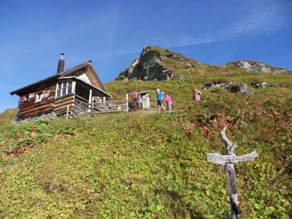 Reinkarhütte 2.143 m