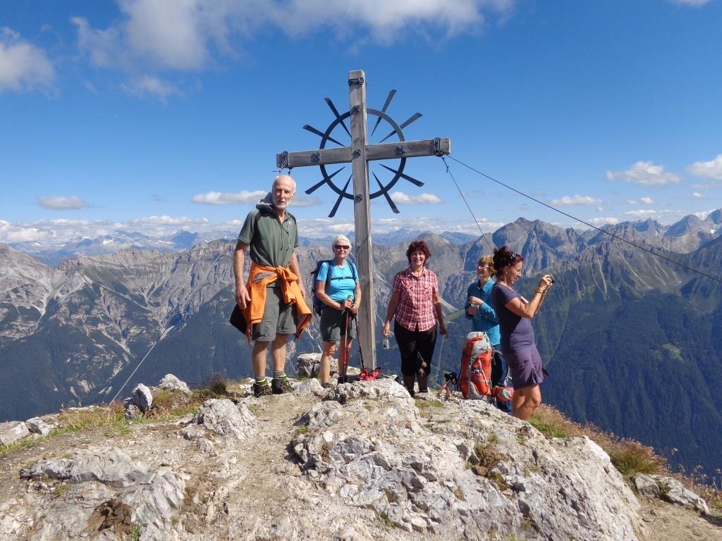 Hoher Burgstall 2.611 m