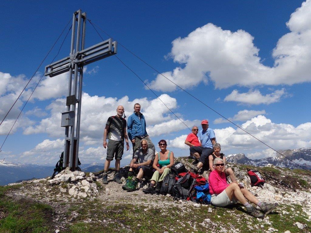 Hechlstein-Gipfel 1.814 m