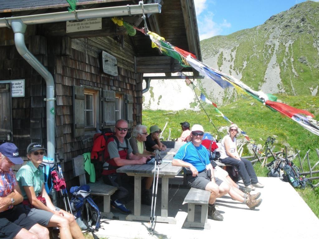 Standschützen Hütte 2.350 m