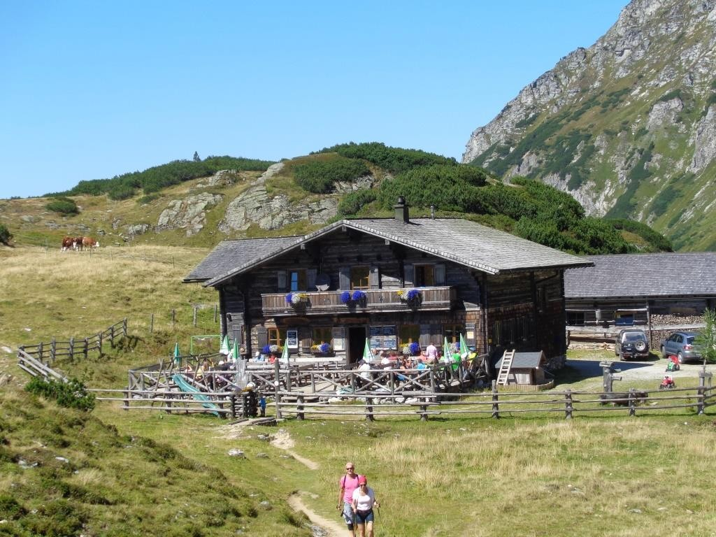 Oberhütte am See 1.869 m