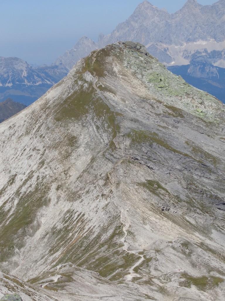Rückblick zur Steirischen Kalkspitze