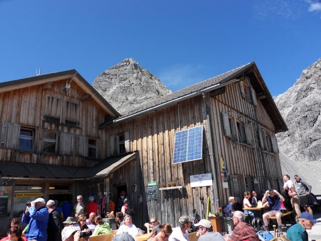 11.8.2011: Totalphütte (2.385 m)