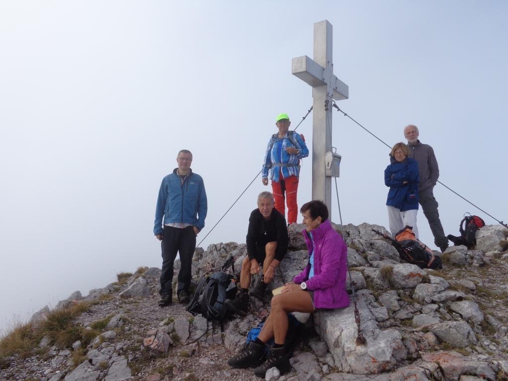 Lugauer-Südwestgipfel 2.217 m