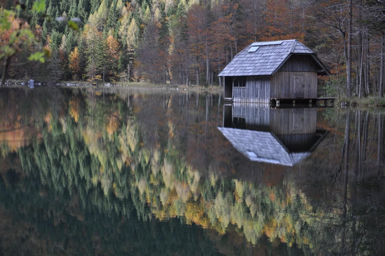 """""""Hütte"""" von Franz Fuchs"""