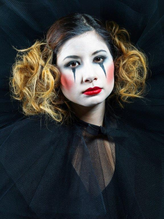 """""""Clownin"""" von Gabriele Scherer"""
