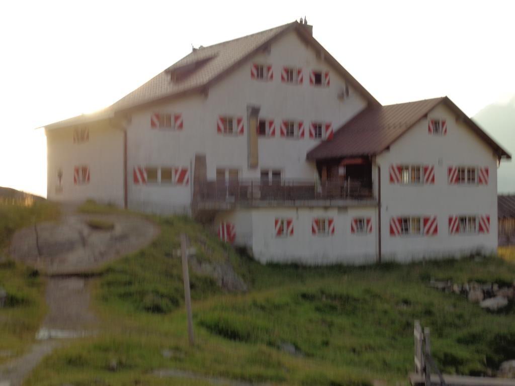 """Neue Regensburger Hütte"" 2.286 m (Nächtigung)"