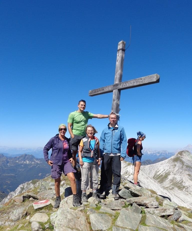 Lungauer Kalkspitze 2.471 m