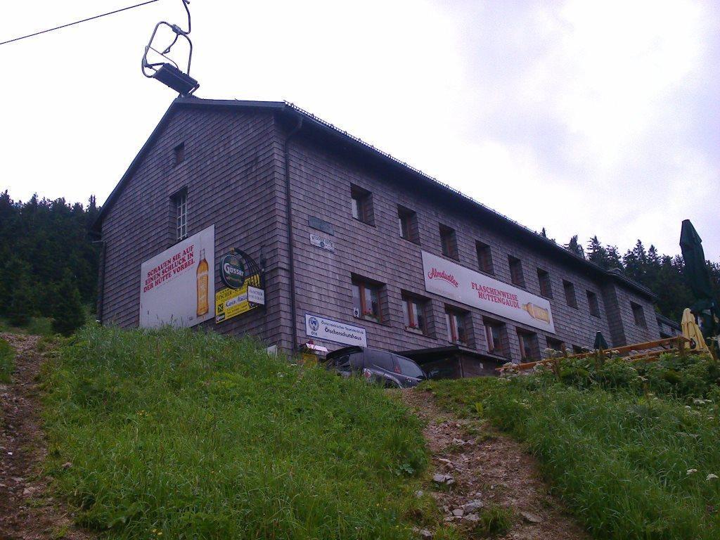 Ötscher-Schutzhaus 1.418 m