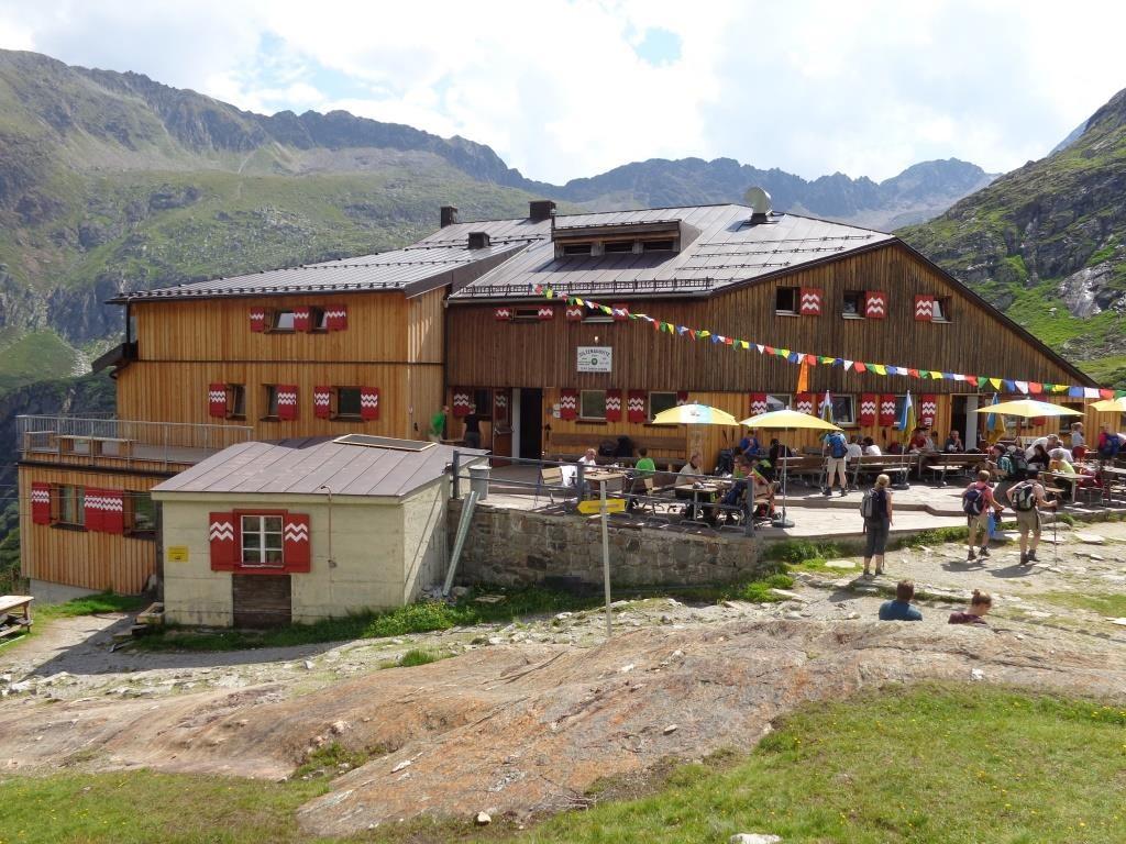 Sulzenauer Hütte (2.191 m)